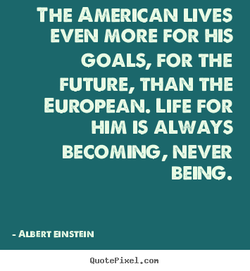 THE AMERICAN LIVES 