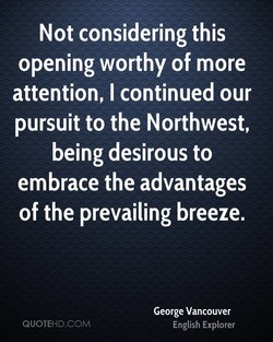 Not considering this 
