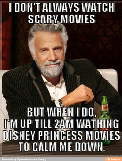 I DON'T ALWAYS INATCH 