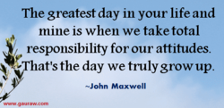 The greatest day in your life and 