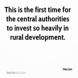 This is the first time for 