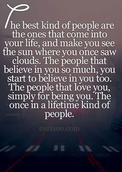 he best kind of people are 
