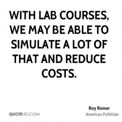 WITH LAB COURSES, 