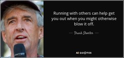 Running with others can help get 