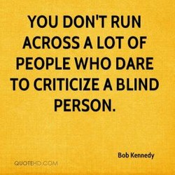 YOU DON'T RUN 