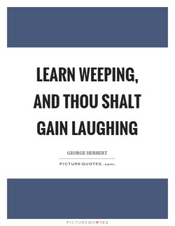 LEARN WEEPING, 