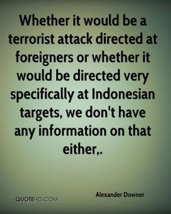 Whether it would be a 