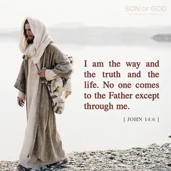 I am the way and 