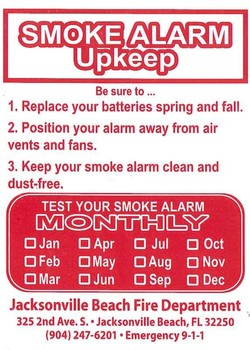 SMOKE ALARM 