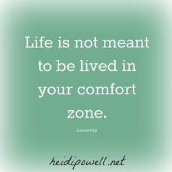 Life is not meant 
