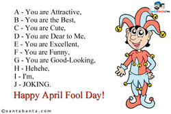 A - You are Attractive, 