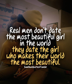 Real men ion't bate 