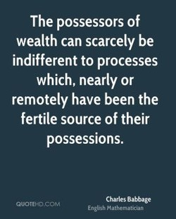 The possessors of 