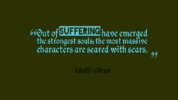 the strongest souls; the most massive 