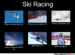 Ski Racing 