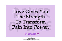 Love Gives You 
