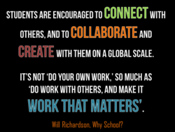 STUDENTS ARE ENCOURAGED TO CONNECT WITH 