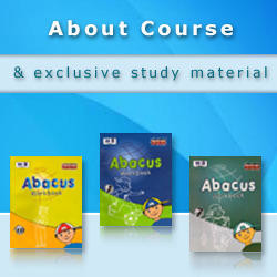 About Course & exclusive study material Abacus Abacus
