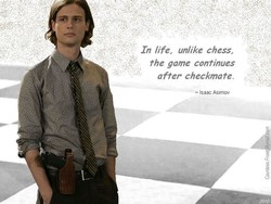 rn life, unlike chess, 