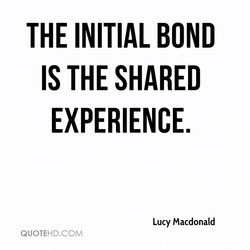 THE INITIAL BOND 