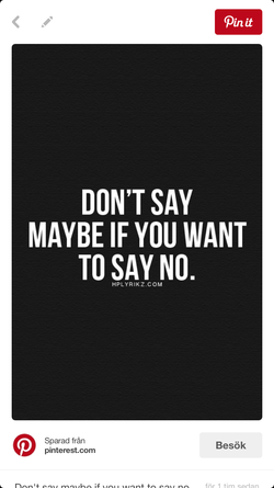 DON'T SAY 