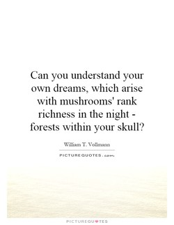 Can you understand your 