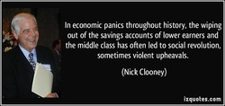 In economic panics throughout history, the wiping 