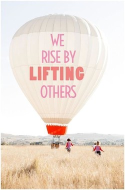 RISE BY 