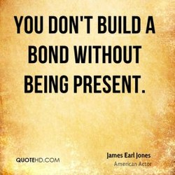 YOU DON'T BUILD A 
