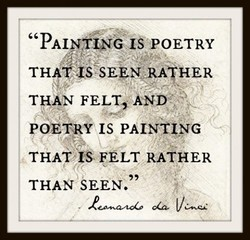 ' 'PAINfikG IS POETRY 