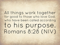 All things work together 