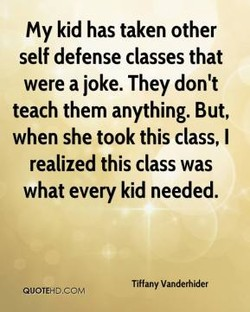 My kid has taken other 