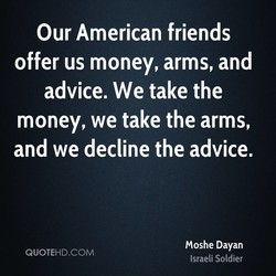 Our American friends 