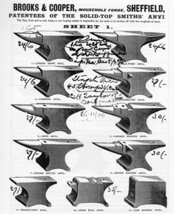 BROOKS & COOPER 