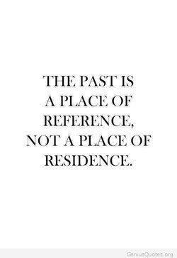 THE PAST IS 