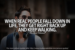WHEN REAL PEOPLE FALL DOWN IN 