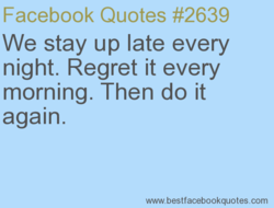 Facebook Quotes #2639 