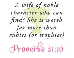 A wife of noble 