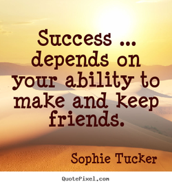 Success ... 