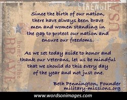 the birth of our 