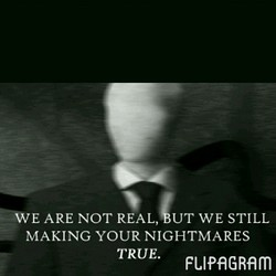 WE ARE NOT REAL, UT WE STILL 