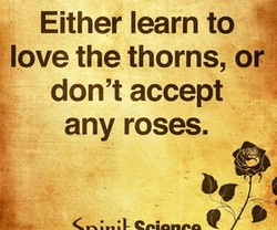 Either learn to 