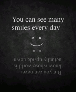 You can see many 
