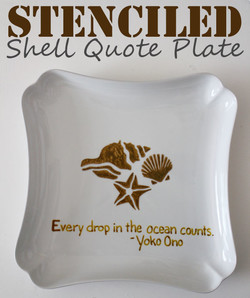 STENCILED 