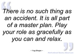 ihere is no such thing as 