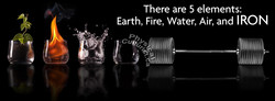 There are 5 elements: 