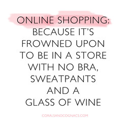 ONLINE SHOPPING: 