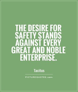 THE DESIRE FOR 