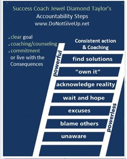 Success Coach Jewel Diamond Taylor's 