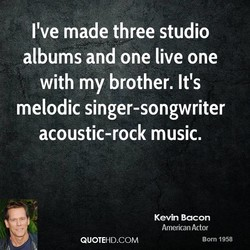 I've made three studio 